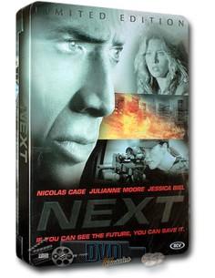 Next - Nicolas Cage, Julien Moore - DVD (2007) Steelbook