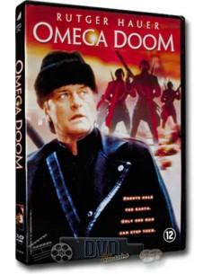 Omega Doom - Rutger Hauer - Albert Pyun - DVD (1996)