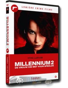 Millennium 2 - De vrouw die met vuur speelde - DVD (2009)