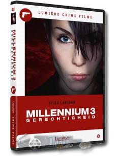 Millennium 3 - Gerechtigheid - DVD (2009)