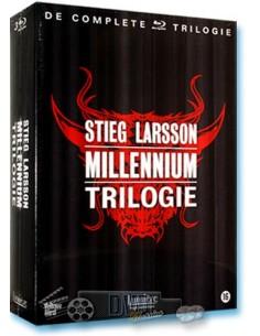 Millennium Trilogie - Stieg Larsson - Blu-Ray (2009)