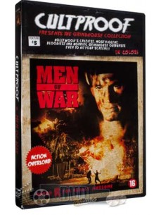 Men of War - Dolph Lundgren, Tim Guinee - DVD (1994)