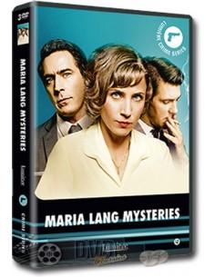 Maria Lang Mysteries - Tuva Novotny, Anita Wall - DVD (2013)