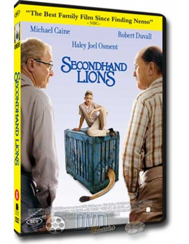 Secondhand Lions - Michael Caine, Robert Duvall - DVD (2003)