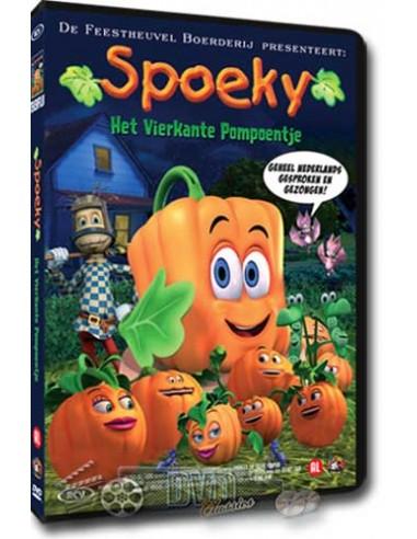 Spoeky het Vierkante Pompoentje - DVD (2004)