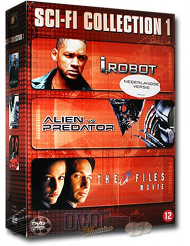 Sci-Fi Collection 1 [3DVD] (2006)