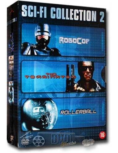Sci-Fi Collection 2 [3DVD]