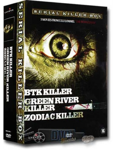 Serial Killer Box [3DVD] - DVD (2007)