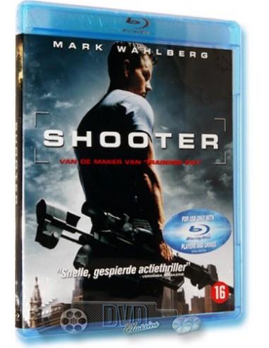 Shooter - Mark Wahlberg, Danny Glover - Antoine Fuqua - Blu-Ray (2007)