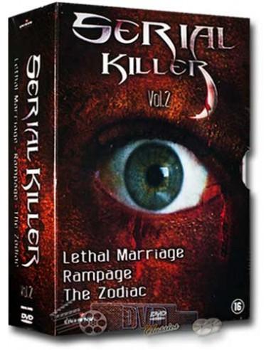Serial Killer Box 2 [3DVD] - DVD (2006)