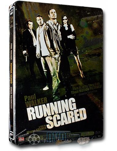 Running Scared - Paul Walker - Wayne Kramer - DVD (2006) Steelbook