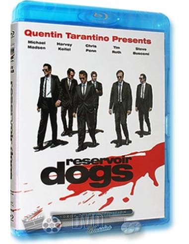 Reservoir Dogs - Harvey Keitel, Michael Madsen - Blu-Ray (1992)