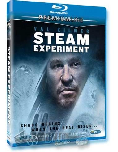 Steam Experiment - Val Kilmer, Eric Roberts - Blu-Ray (2009)