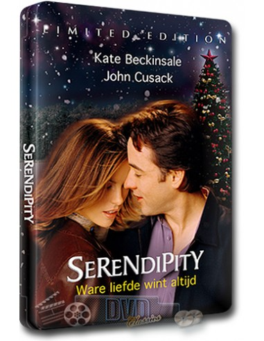 Serendipity - John Cusack, Kate Beckinsale - DVD (2001) Steelbook