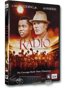 Radio - Cuba Gooding Jr., Ed Harris, Debra Winger - DVD (2003)