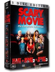 Scary Movie Trilogy - Anna Faris, Carmen Electra - DVD (2009)