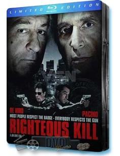 Righteous Kill - Robert De Niro, Al Pacino - Blu-Ray (2008)