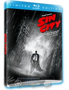 Sin City - Steelbook Limited Edition - Blu-Ray (2005)
