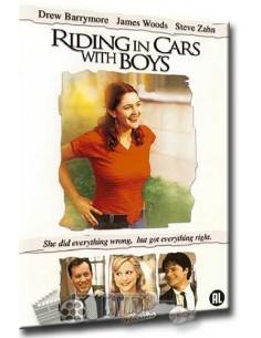 Riding in Cars with Boys - Drew Barrymore, Steve Zahn - DVD (2001)