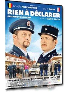 Rien a Declarer - Benoît Poelvoorde, Dany Boon - DVD (2011)