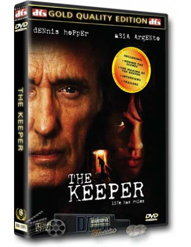 The Keeper - Dennis Hopper, Helen Shaver, Alex Zahara - DVD (2004)