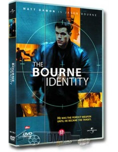 The Bourne Identity - Franka Potente, Matt Damon - DVD (2002)