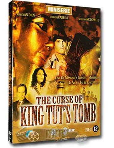 The Curse of King Tut's Tomb - Casper Van Dien -  DVD (2006)