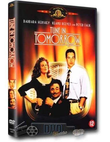 Tune in Tomorrow - Barbara Hershey, Peter Falk - DVD (1990)