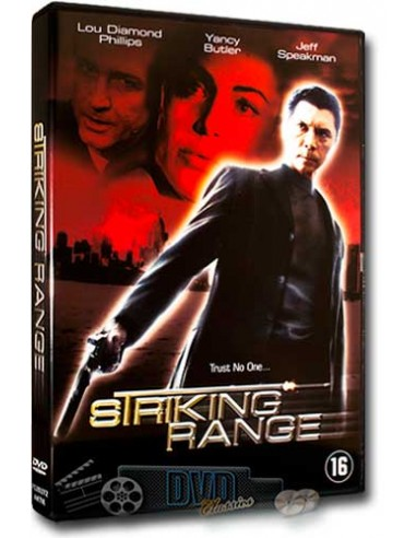 Striking Range - Lou Diamond Phillips - DVD (2006)