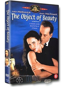 The Object of Beauty - Andie MacDowell, John Malkovich - DVD (1991)