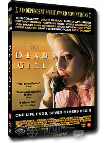 The Dead Girl - Brittany Murphy, James Franco - DVD (2006)