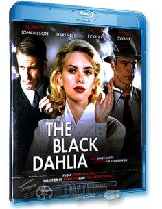 The Black Dahlia - Scarlett Johansson, Josh Hartnett - Blu-Ray (2006)