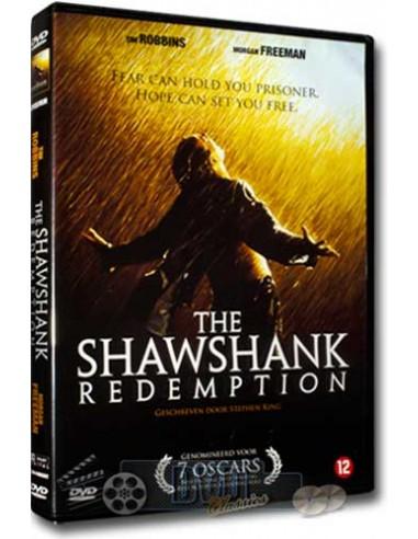 The Shawshank Redemption - Tim Robbins, Morgan Freeman - DVD (1994)