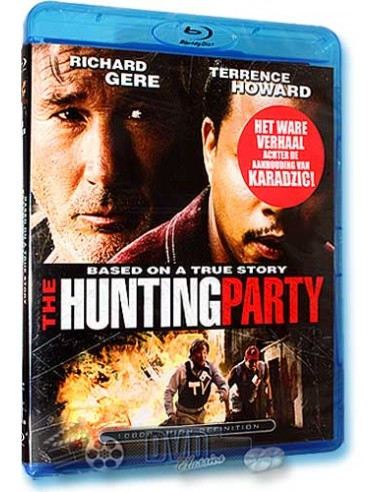 The Hunting Party - Richrad Gere, James Brolin - Blu-Ray (2007)