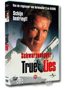 True Lies - Arnold Schwarzenegger, Jamie Lee Curtis - DVD (1994)