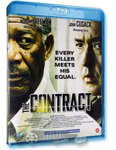 The Contract - Morgan Freeman, John Cuscak - Blu-Ray (2006)