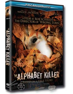 The Alphabet Killer - Michael Ironside, Timothy Hutton - DVD (2008)
