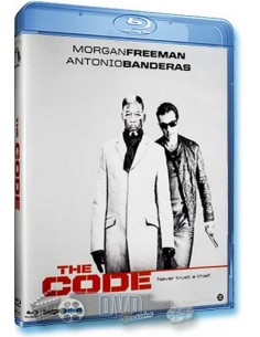 The Code - Morgan Freeman, Antonio Banderas - Blu-Ray (2009)