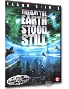 The Day the Earth Stood Still - Keanu Reeves, John Cleese - DVD (2008)