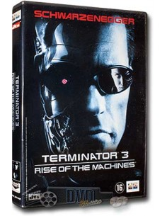 Terminator 3 - Rise of the Machines - Arnold Schwarzenegger - DVD (2003)