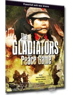 The Gladiators / Peace Game - DVD (2010)