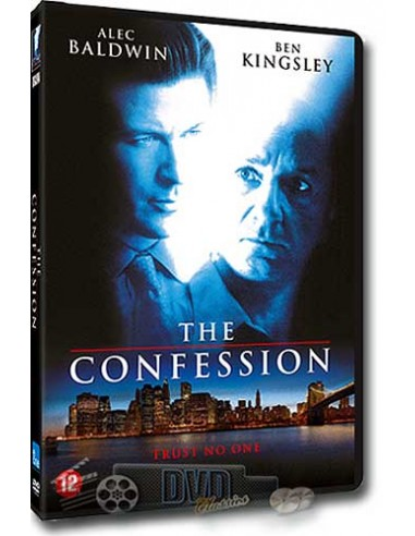 The Confession - Alec Baldwin, Amy Irving, Ben Kingsley - DVD (1999)