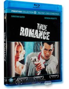 True Romance - Christian Slater, Patricia Arquette - Blu-Ray (1993)