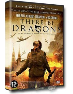 There Be Dragons - Wes Bentley, Charlie Cox - Roland Joffé - DVD (2011)