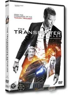 The Transporter Refueled - Ed Skrein, Ray Stevenson - DVD (2015)