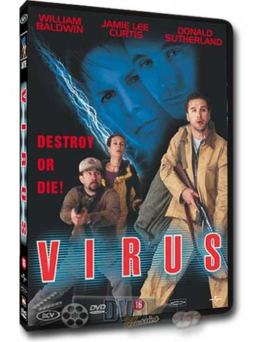 Virus - Donald Sutherland, Jamie Lee Curtis - DVD (1999)