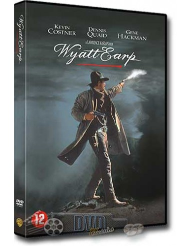 Wyatt Earp - Kevin Costner, Gene Hackman - DVD (1994)