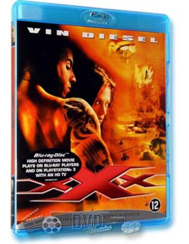 XXX - Vin Diesel, Samuel L. Jackson, Danny Trejo - Blu-Ray (2002)