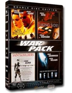 War Pack - Jeroen Krabbé, Harvey Keitel, Isabella Rossellini - DVD