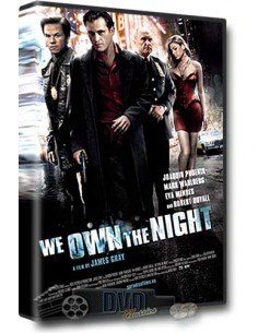 We Own the Night - Joaquin Phoenix, Mark Wahlberg - DVD (2007)